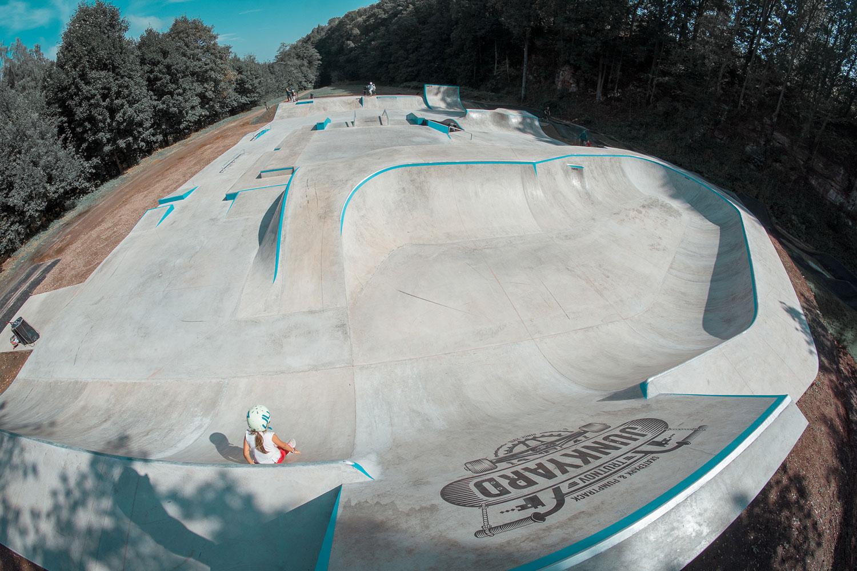 Mystic Constructions 187 Trutnov Junkyard Skatepark